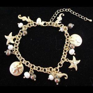 "Lia Sophia ""Under the sea"" Bracelet"